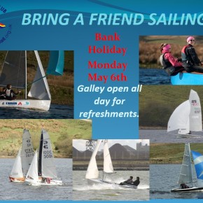 Bring a Friend Sailing Day
